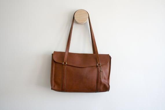 Coach Briefcase Bag   Bonnie Cashin NYC   British… - image 10