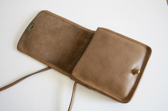 Coach Leatherware Satchel Bag   Bonnie Cashin NYC… - image 5