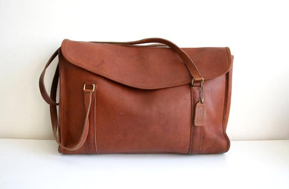 Coach Briefcase Bag   Bonnie Cashin NYC   British… - image 2