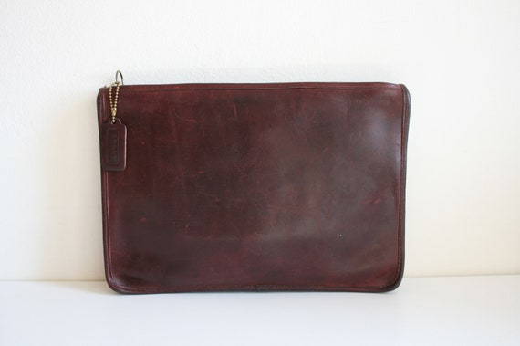 Coach Leatherware Clutch Bag | Bonnie Cashin NYC |