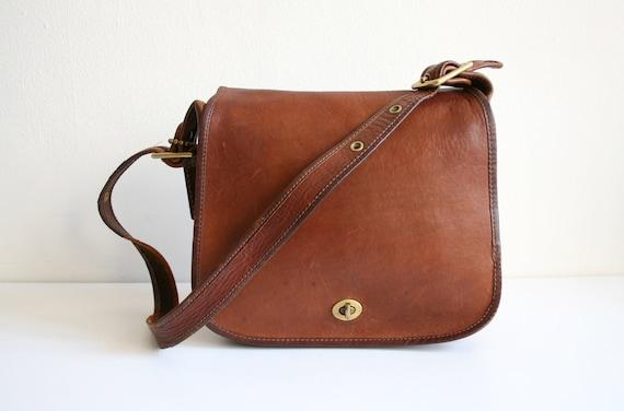 Coach Leatherware Stewardess Bag | Bonnie Cashin N
