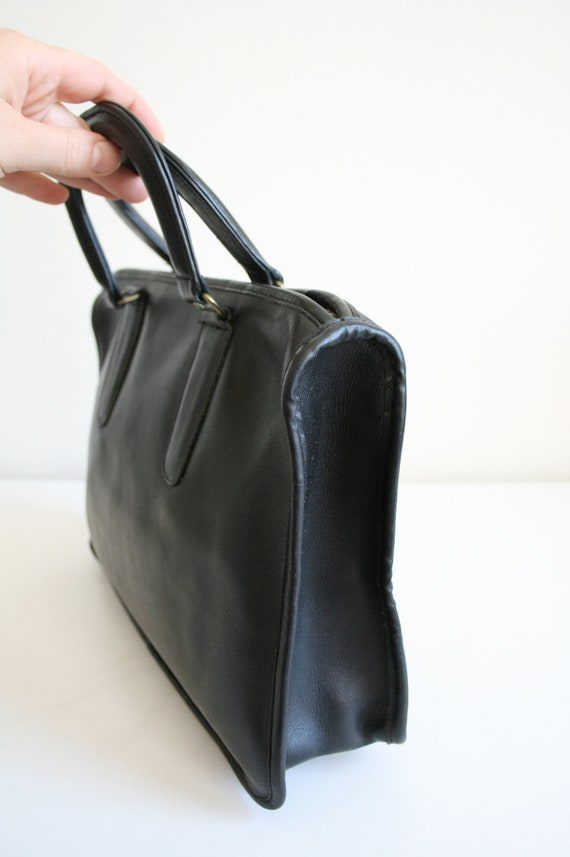 Coach Leatherware Briefcase Bag   Bonnie Cashin N… - image 4