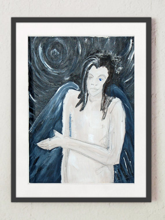 """Painting - """"That Angel"""""""