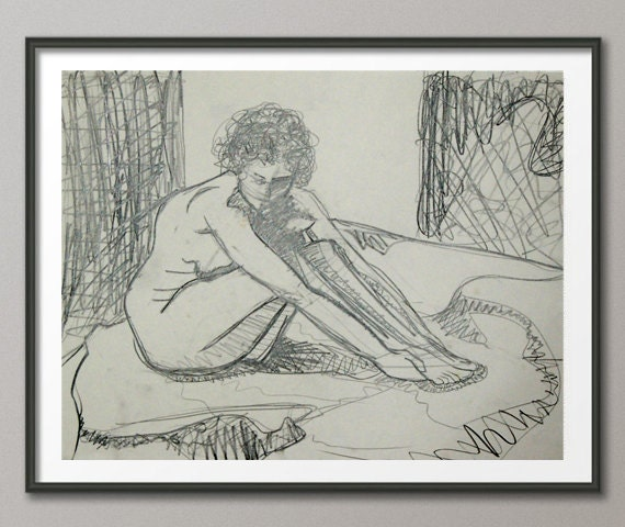 "Drawing - ""Fabric"""