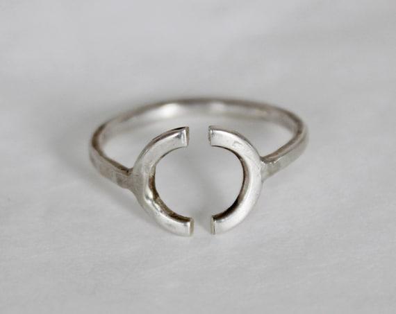Silver Talisman Ring