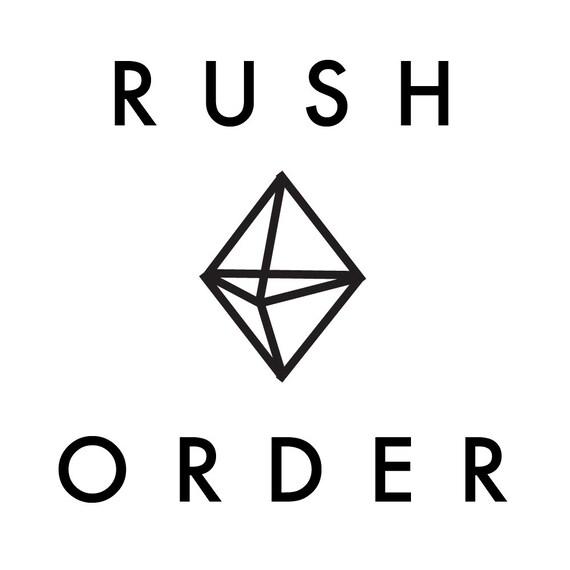 Rush Shipping / Order