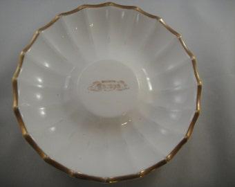 Hotel Europa Bowl or Ashtray Royal Copenhagen Ceramic