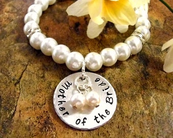 Mother of the Bride Bracelet, MOB Jewelry, Mother of the Bride Jewelry, Wedding Jewelry for Mom