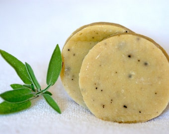 Tea Trea Salvia Soap - Handmade