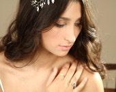 Wedding hair vine, Wedding hair accessories, sparkle Rhinestones hair vine, Bridal Hair Vine Tiaras