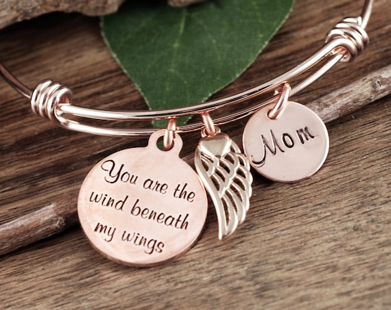 You are the wind beneath my wings, Personalized Memorial Gift, Sympathy Gift, In Memory Of,  Loss of Dad, Loss of Parent, Sympathy Gift