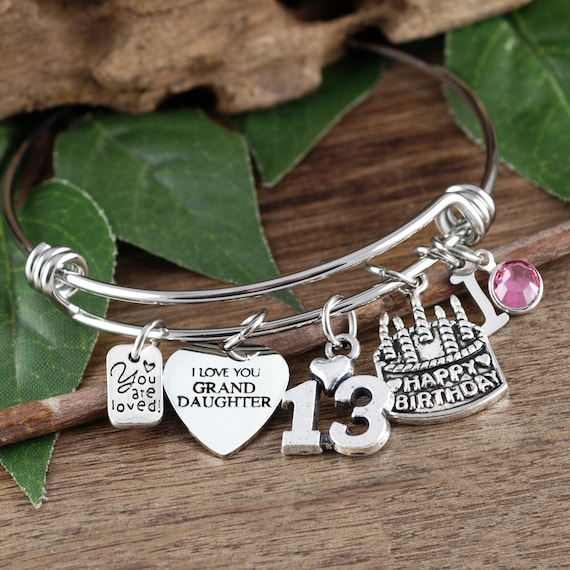 13th Birthday Gift, 13th Birthday Girl, 13 Birthday Gift for Girls, Thirteenth Birthday, Gift for 13th Birthday, 13th Birthday Party