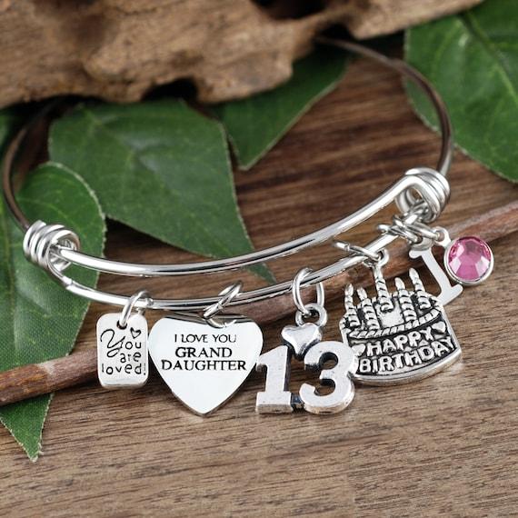 13th Birthday Gift, 13th Birthday Girl, 13 Birthday Gift for Girls, Thirteenth Birthday, Gift for 13th Birthday, 13th Birthday Party
