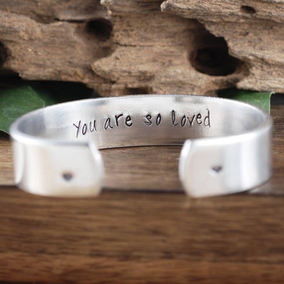 Friendship Bracelet, Sisters by Fate Bracelet, Cuff Bracelet, Sister's Bracelet, Gift for BFF, Best Friends Gift, BFF Jewelry, Gift for BFF
