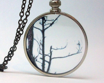 A Walk in the Forest Necklace