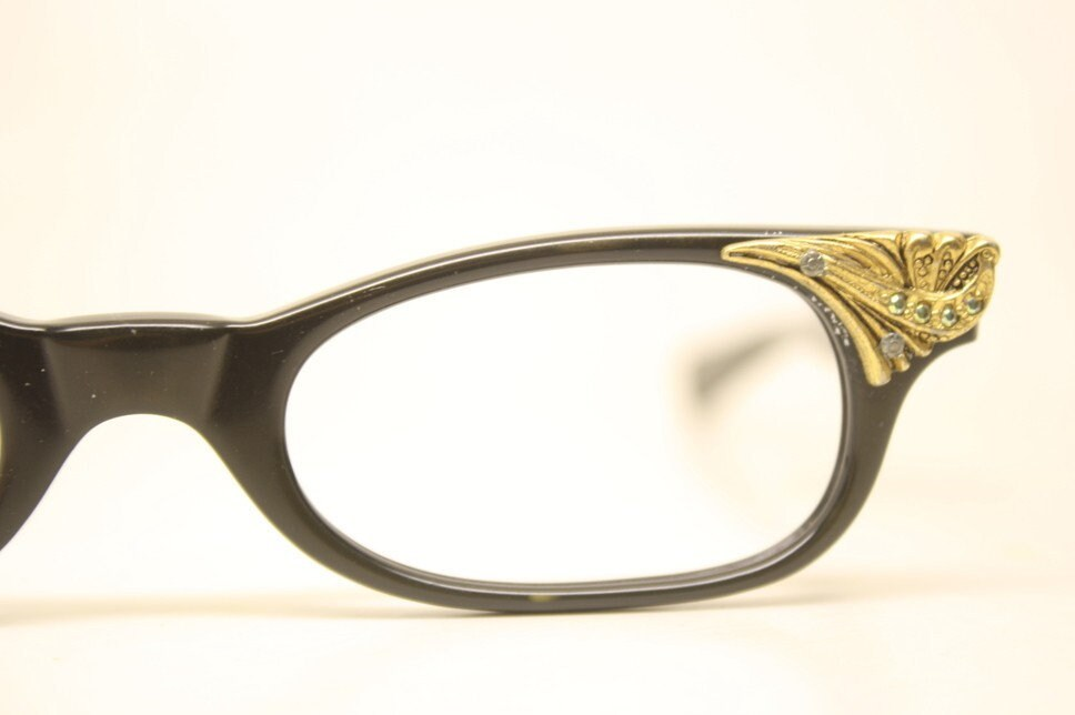 VINTAGE 1950S60S GLASS Checked