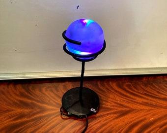 Lightning Globe Animated Light