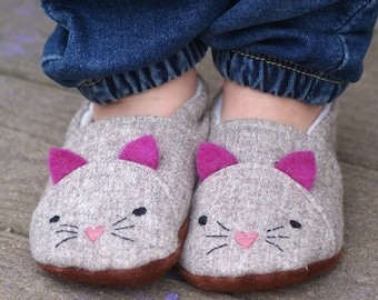 Animal Shoes - PDF Sewing Pattern