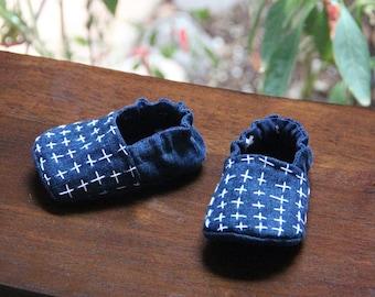 Wayfarer Shoes - Baby + Child sizes - PDF Sewing Pattern