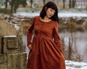 Fable Dress: Adult - PDF Pattern + Video Class