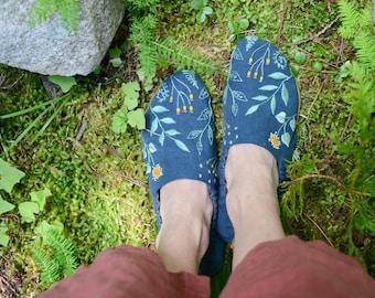 Wayfarer Shoes - Adult Sizes - PDF Pattern