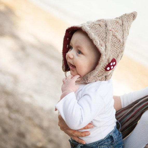 9a3856cbc8c Pixie Hat Unisex PDF Sewing Pattern Sizes Infant to age