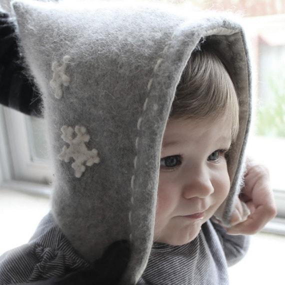 cde927e1a4b Pixie Hat Unisex PDF Pattern Sizes Infant to age 10