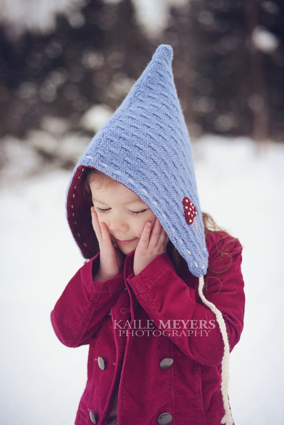 Pixie Hat Unisex Pdf Sewing Pattern Infant To 10 Years Etsy