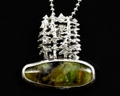 Nature Jewelry, Gift For Mom, Forest, Gift For Her, Tree Necklace, Gift For Women, Artisan Jewelry, Tree Jewellery, Robin Wade Jewelry, 2799