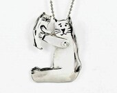 Cat Lover Jewelry For Her...