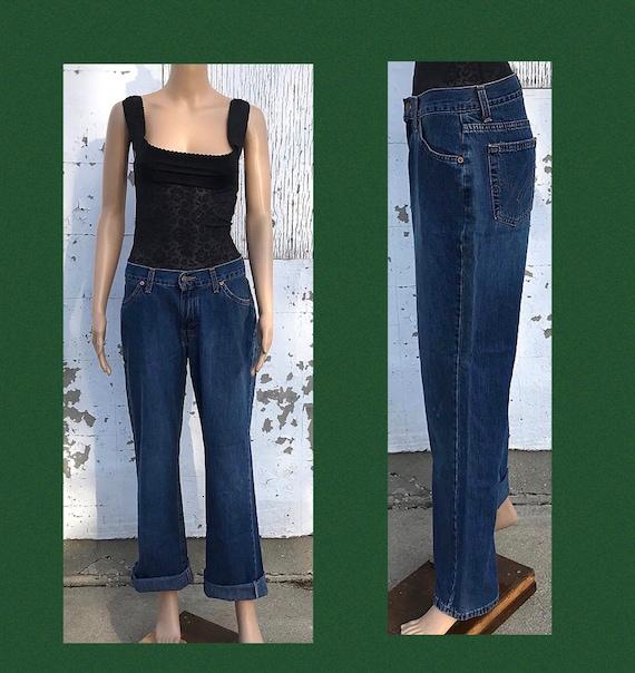 Denim Levis Y2K Levis Orange Tab 90s Clothing Jean