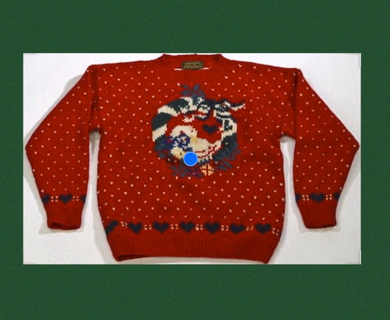 Christmas Sweater Ugly Christmas Sweater Mens Knit
