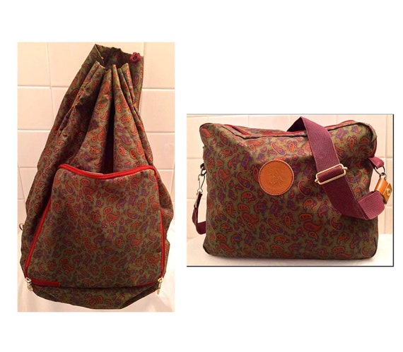 Backpack Redwall Backpack Purse Sling Backpack Con