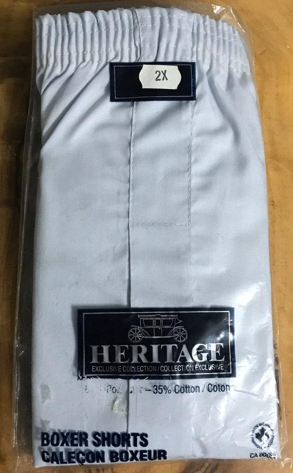 Boxer Shorts Vintage Boxer Shorts Men's Boxer Sho… - image 1