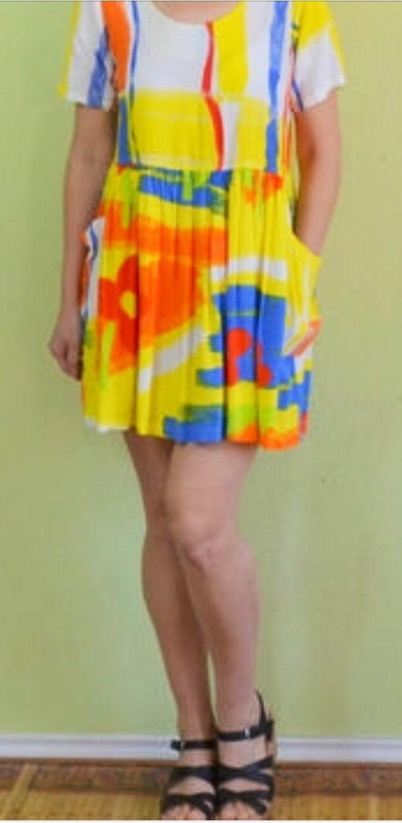 8b3e5f98b Vintage Dress   Hawaiian Dress   Jams World   Baby Doll   Size