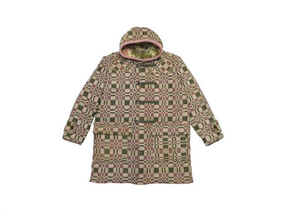 coverlet duffle coat