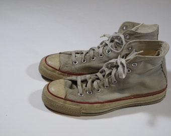 vintage 60s Made in USA converse chuck taylors
