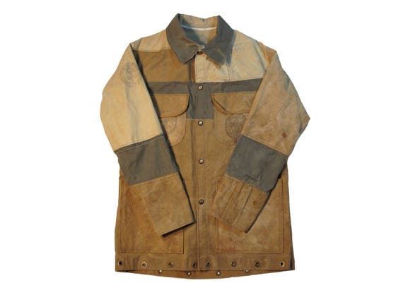 HAND MADE boy scouts chore jacket