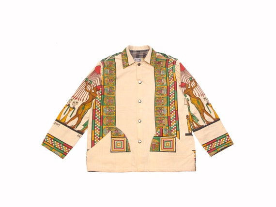 HAND MADE Egyptian windbreaker