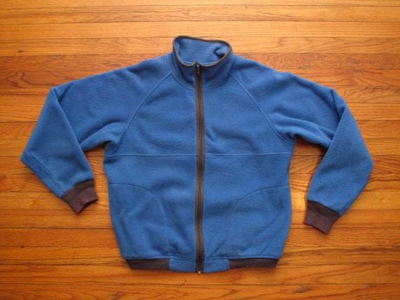 Vintage Label Jacket Woolrich Fleece Mens Etsy Teton d7FwFq