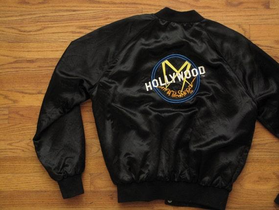 vintage Hollywood souvenir jacket