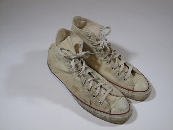 vintage 80s made in usa Converse Chuck Taylors