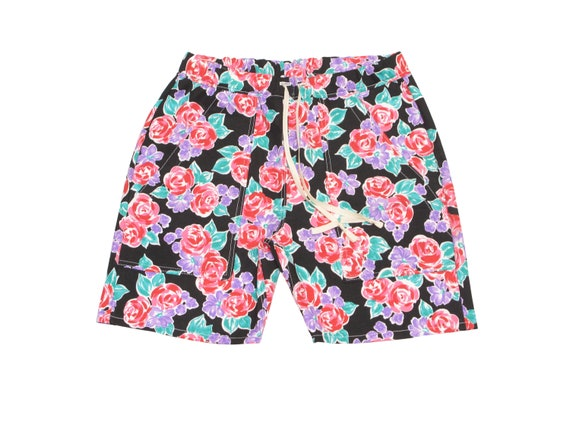 HAND MADE draw string shorts