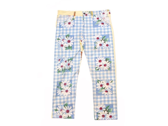 table cloth trousers