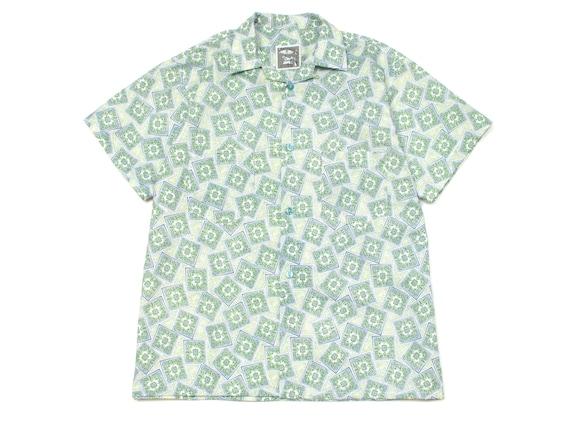 HAND MADE camp shirt