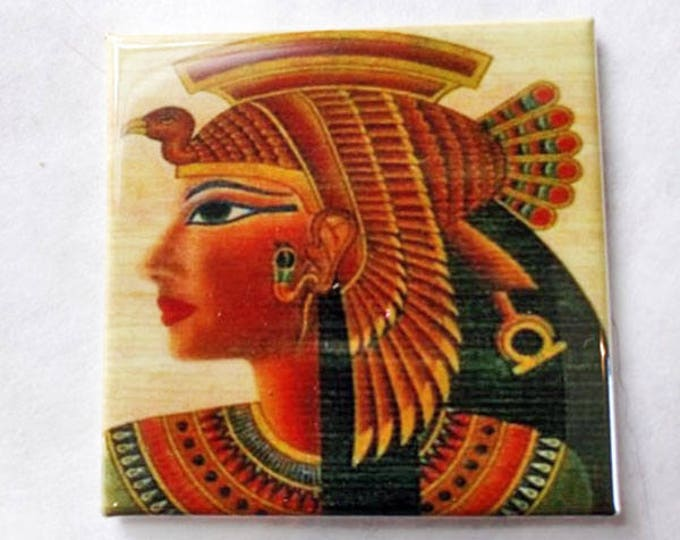 Cleopatra Magnets! Unique gift! Strong magnet. Great for girl friends, mothers, teachers, sister, grandma, birthday favors!