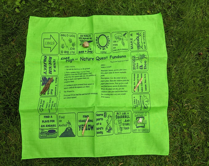 Explore with your 3-6 year old! Play our Knee High to Nature Scavenger Hunt Game. Gentle, easy way to teach young kids about nature!