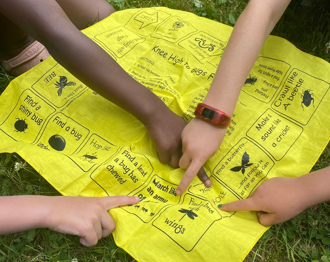 Bugs!!! Fun scavenger hunt game for young kids 3-6! Teach kids in your backyard or woods about bugs. Great activity for kids, family.