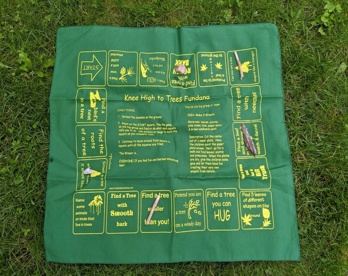 TREES! Backyard or woods scavenger hunt game about trees for kids 3-6. Fun game for young kids to learn about trees! Great for camps, school