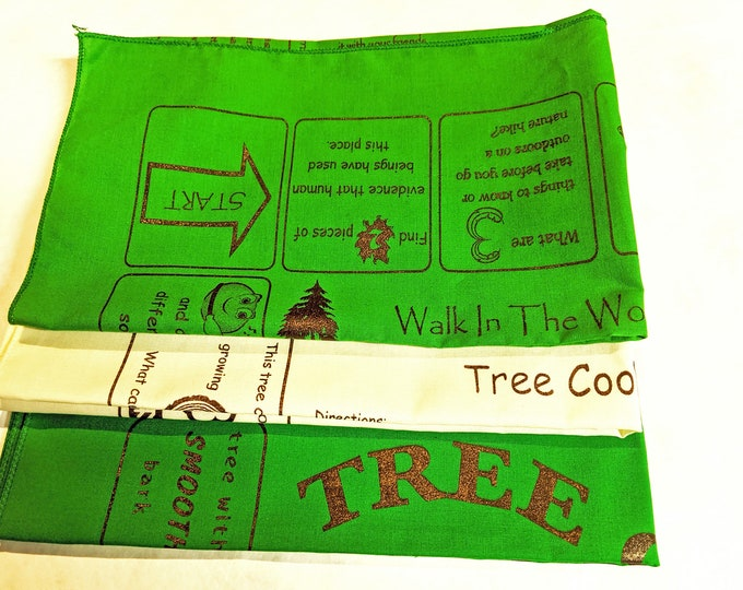 New! Trees, Tree Cookies, Walk in the Woods! 3 Fun ways for kids to learn about trees! Value Packs 10% off regular Fundanas.